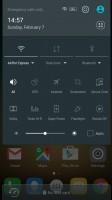 The Vibe UI on the Lenovo Vibe X3 - Lenovo Vibe X3 Hands On
