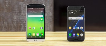 LG G5 vs Samsung Galaxy S7: A rebel and a stunner