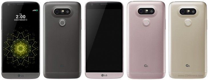 LG G5-Full of Good Ideas [TEST]