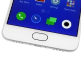 the mTouch key below the screen - Meizu m3 note review
