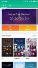 Themes Store - Meizu MX6 review