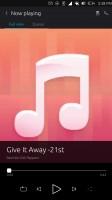 Music Player - Meizu Pro 5 Ubuntu Edition review