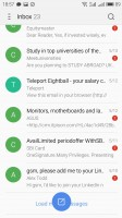 Email app - Meizu Pro 6 review