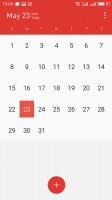 Calendar - Meizu Pro 6 review
