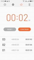 Clock - Meizu Pro 6 review
