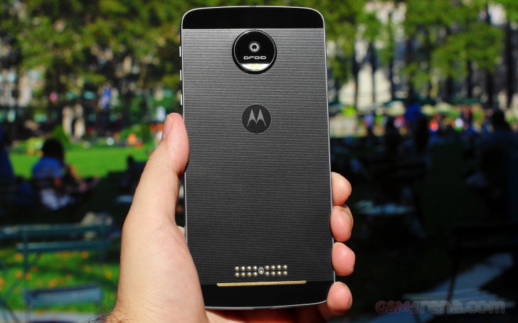 Moto Z Droid Edition Review
