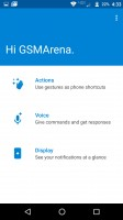 Moto app: Homescreen - Moto Z Droid Edition Review