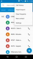 Stock Dialer - Moto Z Droid Edition Review