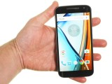 The Moto G4 has a recognizable design - Moto G4 review