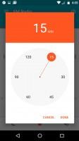 Sleep timer - Moto G4 review