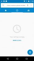 call log - Motorola Moto X Force review