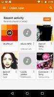 Google Play Music - Motorola Moto X Force review