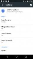 Settings - Motorola Moto X Force review