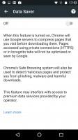 Data Saver - Motorola Moto X Force review