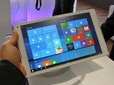 Plus 10 in tablet mode - MWC 2016 Alcatel