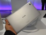 The exterior of the tablet - MWC 2016 Alcatel
