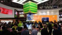 Main shots: LG G5 - MWC 2016 LG G5 shootout