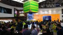 Main shots: LG G4 - MWC 2016 LG G5 shootout