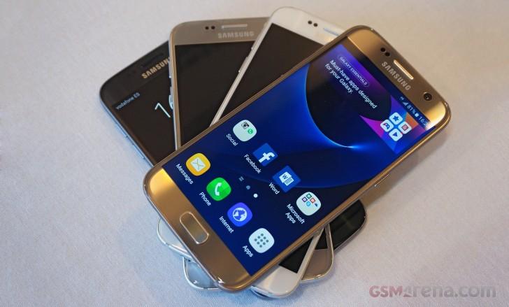 MWC 2016 Samsung