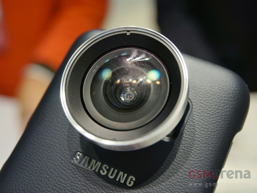 Samsung Lens case