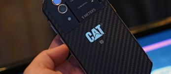 CAT S60 hands-on: CAT at MWC 2016
