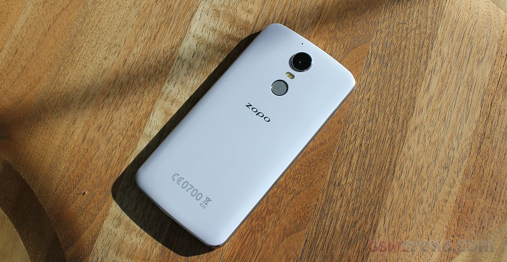 MWC2016 Zopo Speed 8 review