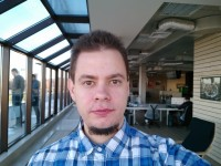 Oppo R9s: selfie - Oppo R9s review