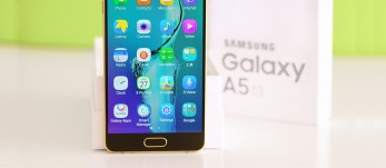 Samsung Galaxy A5 (2016) review: Standing tall