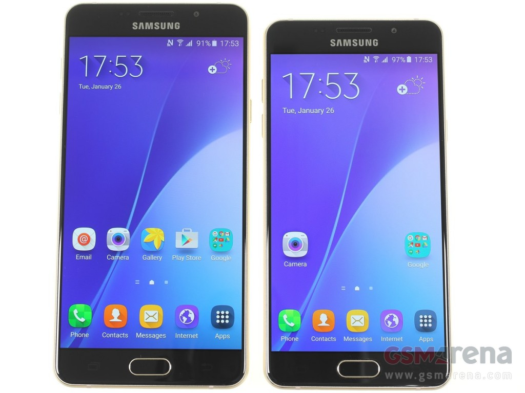 samsung a5 android 7.0 how to choose what ram
