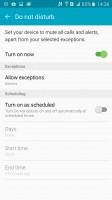 Do not disturb - Samsung Galaxy A9 (2016) review