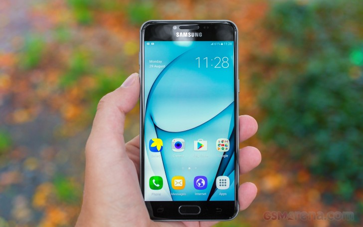 Samsung Galaxy C5 review