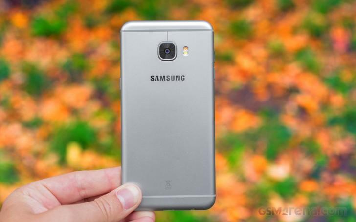 Samsung Galaxy C5 review