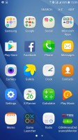 App drawer - Samsung Galaxy C5 review