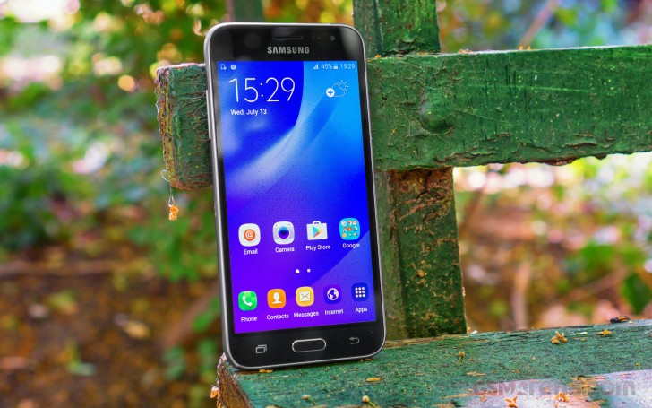 Samsung Galaxy J3 (2016) review - GSMArena.com tests