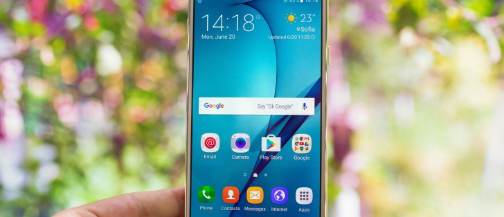 Samsung Galaxy J7 2016 Review User Interface