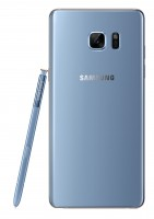 Samsung Galaxy Note7 is beautiful in Blue Coral - Samsung Galaxy Note7 review