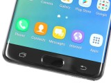 Samsung prefers hardware keys to on-screen ones - Samsung Galaxy Note7 review
