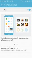 Game Launcher - Samsung Galaxy S7 review