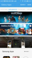 Galaxy Apps - Samsung Galaxy S7 review