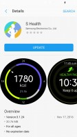 Galaxy app store for Gear apps - Samsung Gear S3 review