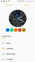 Advanced complications - Samsung Gear S3 review