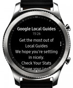 Actionable notifications - Samsung Gear S3 review