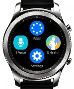 Screen panes and the options shade - Samsung Gear S3 review