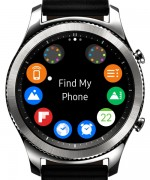 Gear App drawer - Samsung Gear S3 review