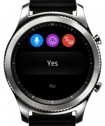 Pre-defined responses and emojis - Samsung Gear S3 review