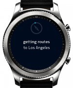 Here WeGo navigator is really powerful - Samsung Gear S3 review