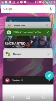 Similarly untouched app switcher - Sony Xperia E5  review