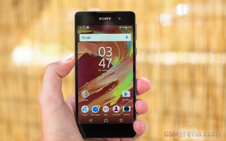 Sony Xperia E5 Review Gsmarena Com Tests