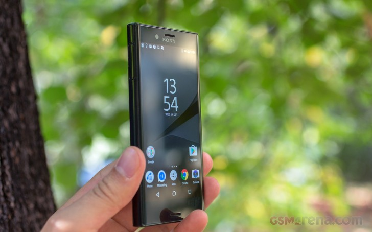 Sony Xperia X Compact time-saver