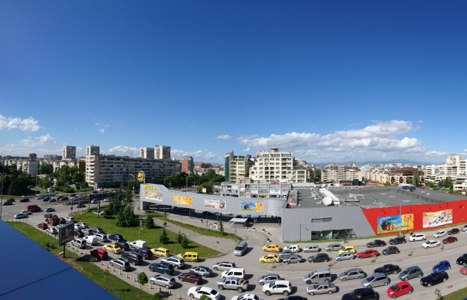 Xperia X panorama - Sony Xperia X review